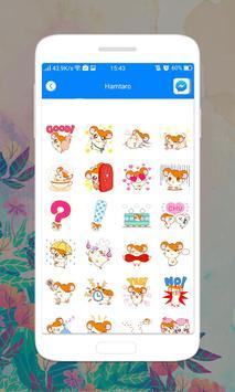 Stickered for Facebook screenshot 4