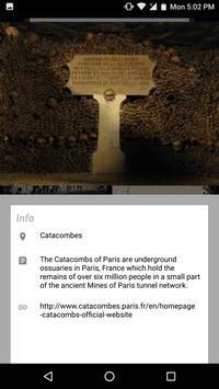 Attraction Places In Paris apk screenshot