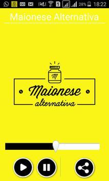 Maionese Alternativa poster