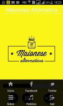 Maionese Alternativa screenshot 1