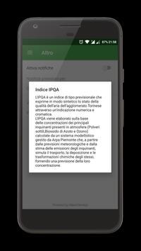 Torino Qualità dell'Aria - RespiraTorino screenshot 2