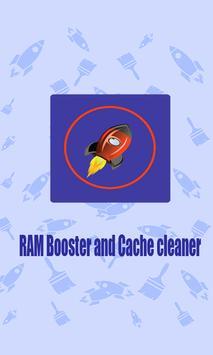 RAM Booster & Cache Cleaner screenshot 2