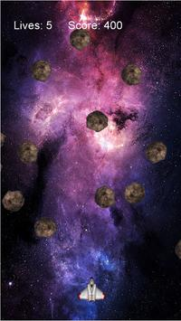 Cosmic Blaster 2D apk screenshot