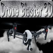 Drone Blaster 2D icon