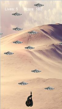 Drone Blaster 2D apk screenshot