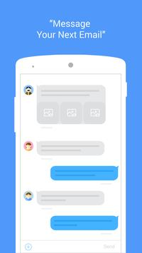 Email Messenger by MailTime Poster