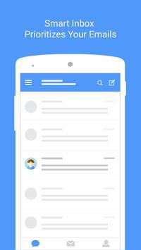 Email Messenger by MailTime captura de pantalla 1