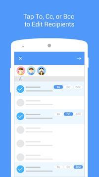 Email Messenger by MailTime captura de pantalla 2