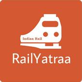 Rail Radar - Live Train Status, PNR Status Info icon