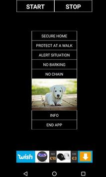 Security Dog Simulator - Dog sounds to protect you poster