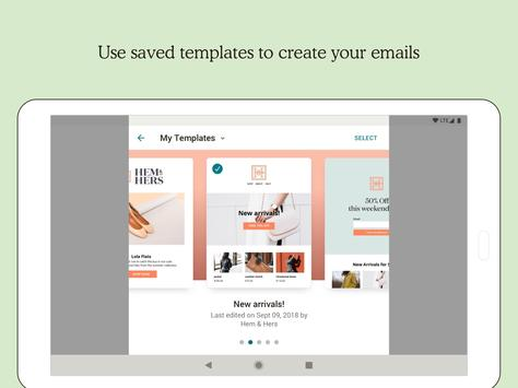Mailchimp screenshot 11