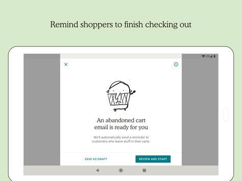 Mailchimp screenshot 13