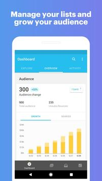 MailChimp - Email, Marketing Automation apk screenshot