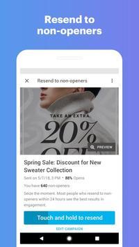 MailChimp - Email, Marketing Automation apk screenshot