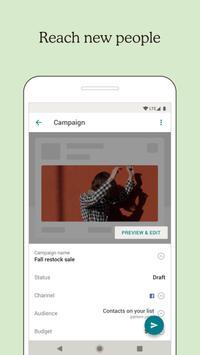 Mailchimp screenshot 4