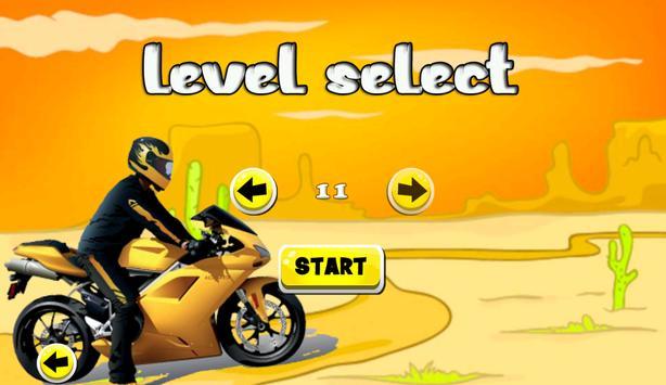 Crazy Motorcycle Turbo apk screenshot