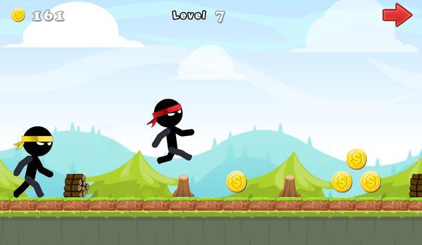 Jungle Stick Run screenshot 1