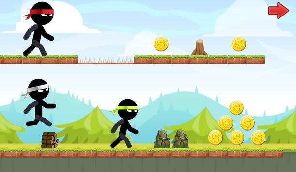 Jungle Stick Run screenshot 2