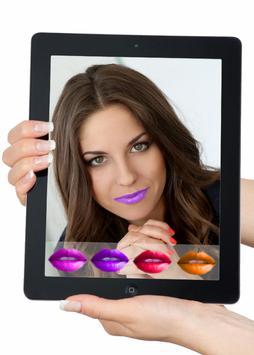 Selfie Face Makeup screenshot 4