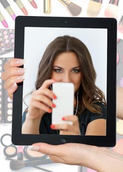 Selfie Face Makeup poster