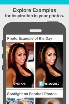 Photo Retouch by MailPix apk screenshot
