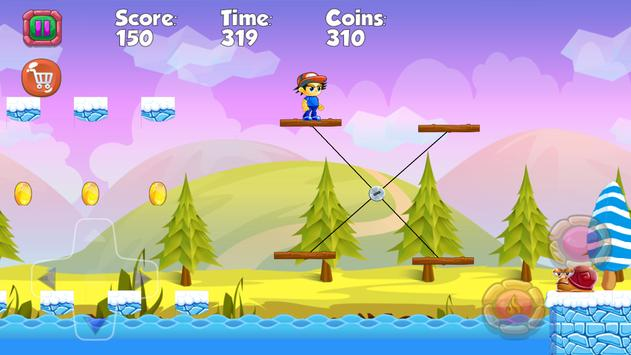 Super Boy jungle adventure screenshot 11