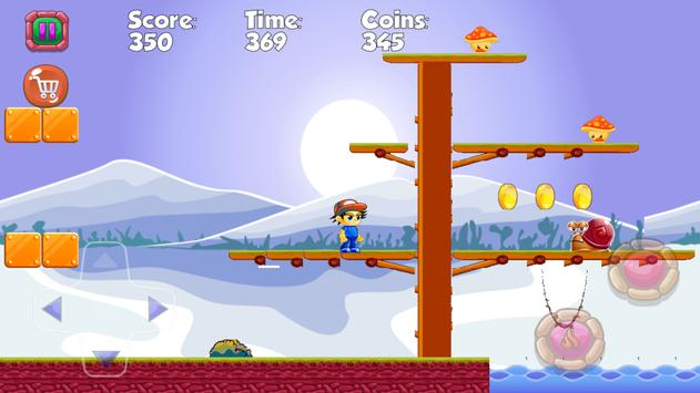Super Boy jungle adventure screenshot 13