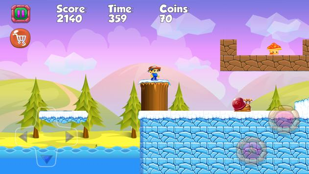 Super Boy jungle adventure screenshot 1
