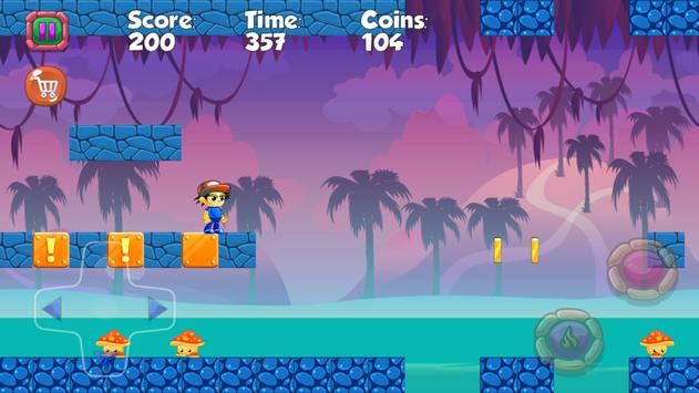 Super Boy jungle adventure screenshot 3
