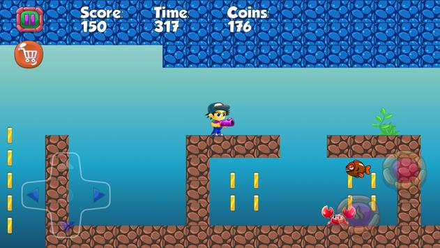 Super Boy jungle adventure screenshot 4