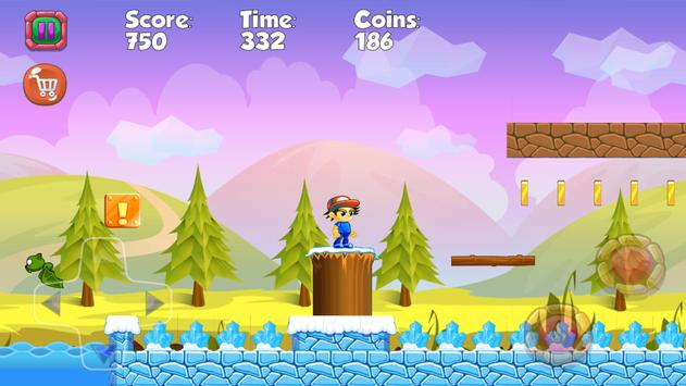 Super Boy jungle adventure screenshot 8