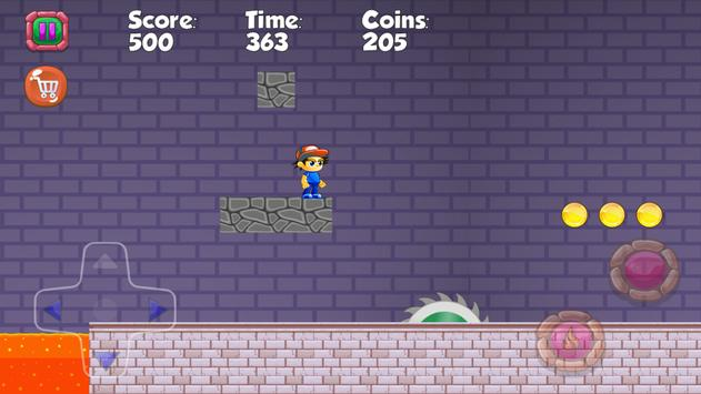 Super Boy jungle adventure screenshot 9