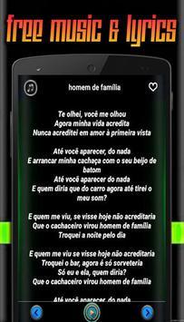 Banda Unha Pintada  Música Letras apk screenshot