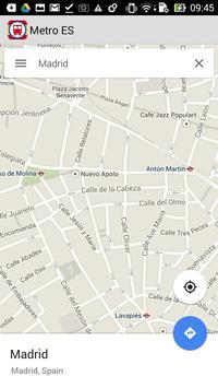 Metro ES Madrid, Barcelona screenshot 2