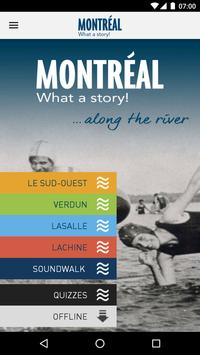 Montreal, What a Story! poster