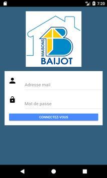 Portail Maisons Baijot screenshot 1