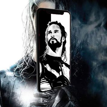 hd seth rollins Wallpaper screenshot 1