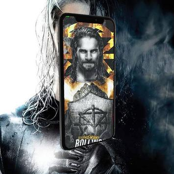 hd seth rollins Wallpaper screenshot 2