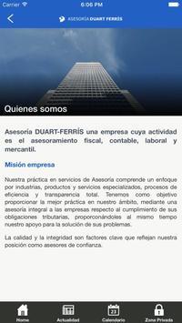 DUART-FERRÍS poster