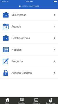 DUART-FERRÍS apk screenshot