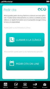 Espai Dental - Dra. Del Rey apk screenshot