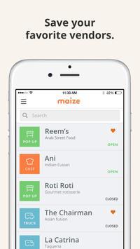 Maize - Bay Area Street Food 스크린샷 3