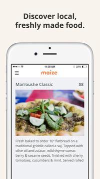 Maize - Bay Area Street Food 스크린샷 2