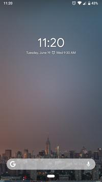 Digital Clock Widget apk screenshot