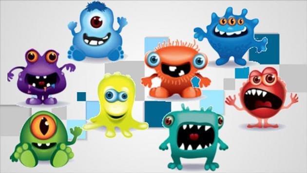 Major Monsters poster