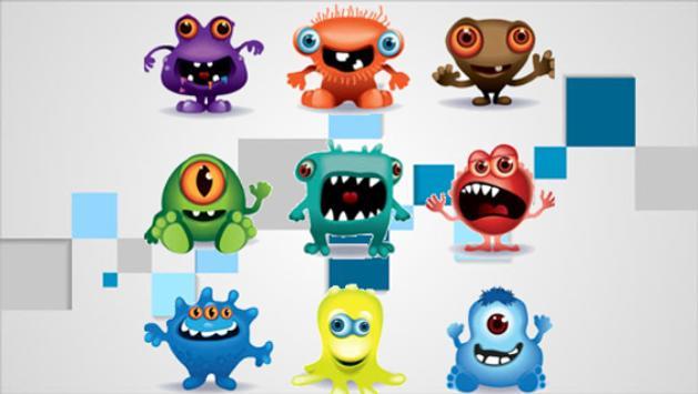 Major Monsters screenshot 1