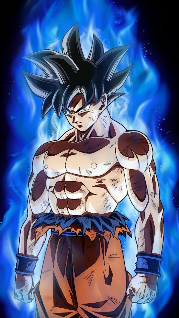 Goku Ultra Instinct Dragon Ball Lock Screen For Android Apk Download