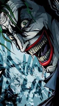 Joker Art 2018 Lock Screen poster