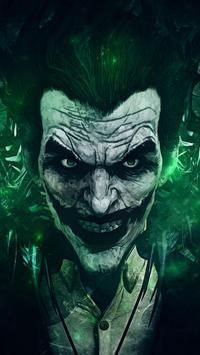 Joker Art 2018 Lock Screen screenshot 3