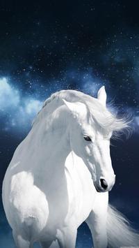 4K Horse Lockscreen screenshot 4